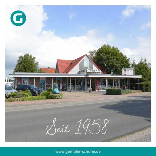 Unsere Firmengeschichte Schuhhaus + Orthopädieschuhtechnik