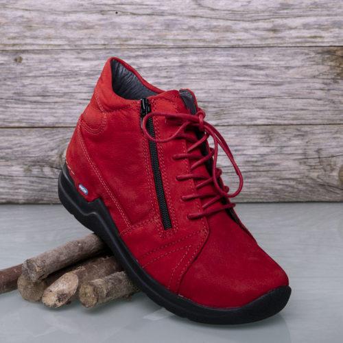 Walkey Ankle Boots Lederfutter Damen